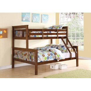Sequeira Twin over Full Bunk Bed