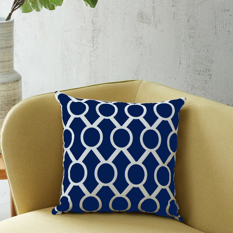 Wrought Studio Mondovi Decorative Indoor Outdoor Throw Pillow Cover Wayfair