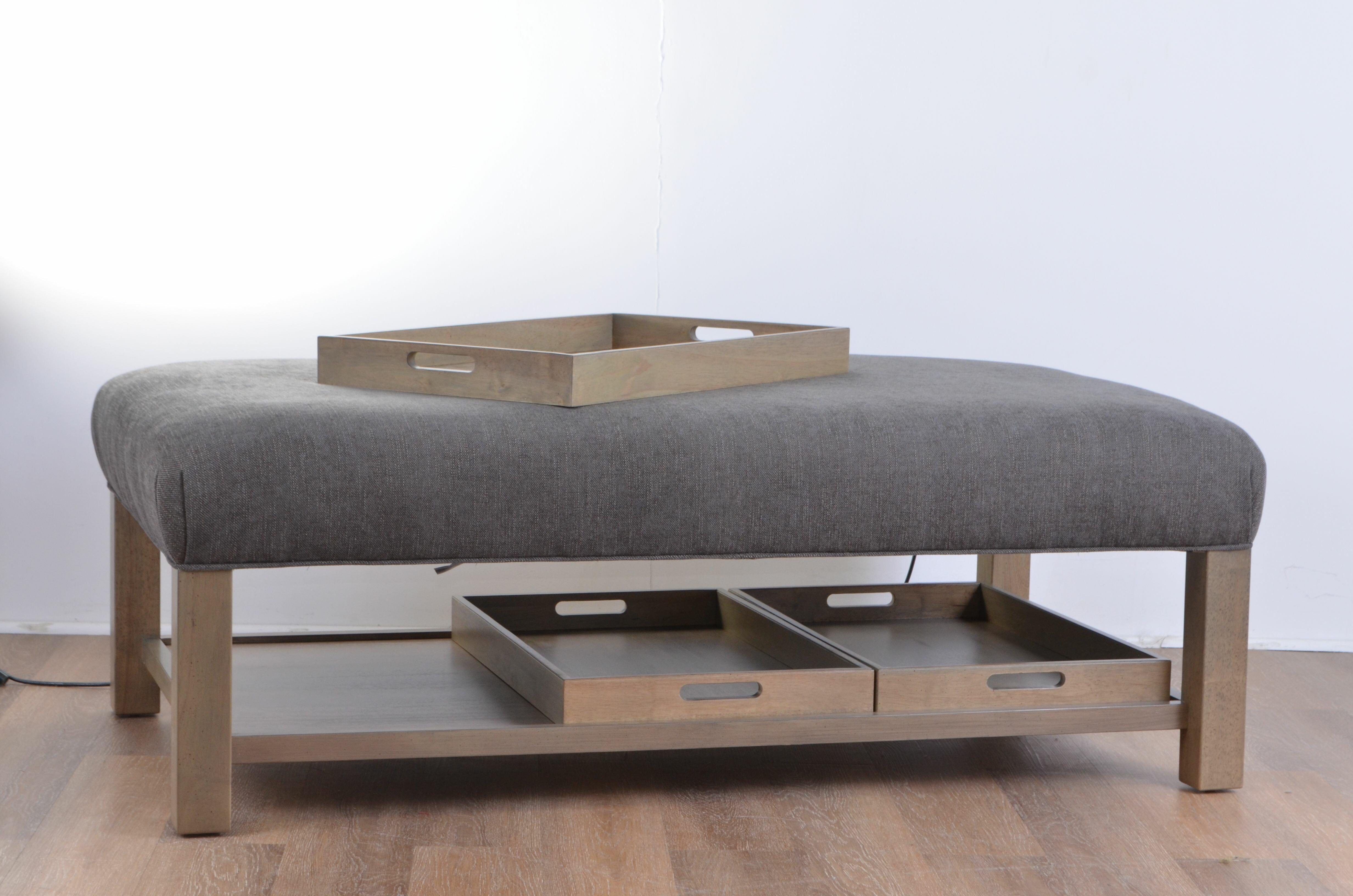 Stupendous Craftmaster Avignon Cocktail Ottoman Wayfair Cjindustries Chair Design For Home Cjindustriesco