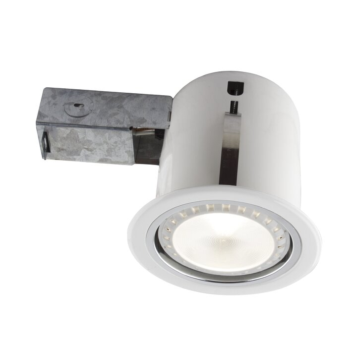Bazz luxlite 563 led recessed lighting kit wayfair luxlite 563 led recessed lighting kit aloadofball Image collections