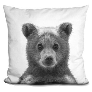 Delvalle Baby Bear Throw Pillow