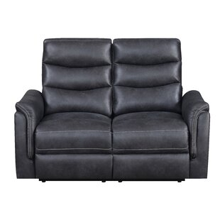 Fleetwood Dual Reclining Loveseat by MorriSofa