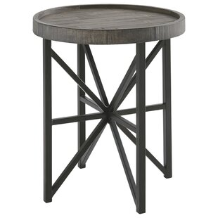 Buying Bram Cazentine End Table By Gracie Oaks