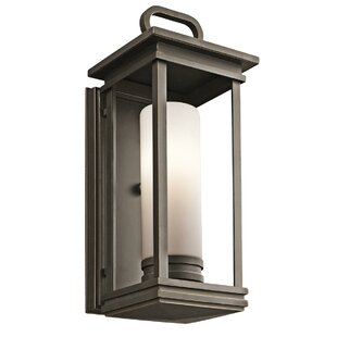 Minturn 1-Light Outdoor Sconce