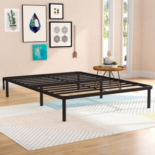 Read Reviews Platform Bed by Alwyn Home Reviews (2019) & Buyer's Guide