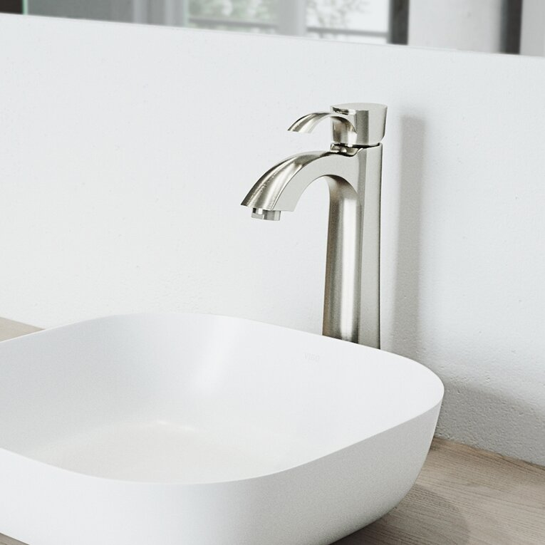 Otis Single Hole Bathroom Faucet
