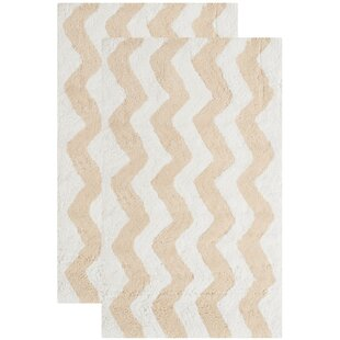 Online Reviews Wadley Hand-Tufted Wheat Area Rug (Set of 2) By Harriet Bee
