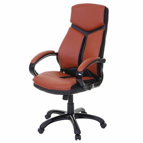 Chefsessel Bishopston | Büro > Bürostühle und Sessel  | Braun | Kunstleder - Textil - Kunststoff | ModernMoments