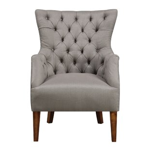 Check Prices Melancon Armchair by Alcott Hill