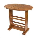 Teak Folding Solid Wood Coffee Table