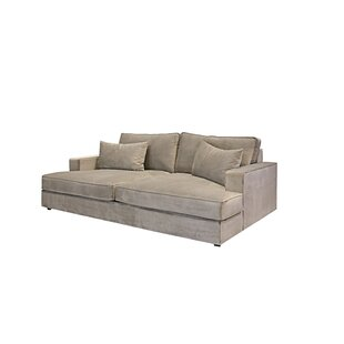 oversized extra deep sofa wayfair rh wayfair com Deep Lounging Sofa Deep-Seated Sectional Sofa