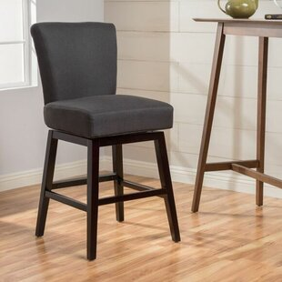 Allyssa 28 Swivel Bar Stool Brayden Studio