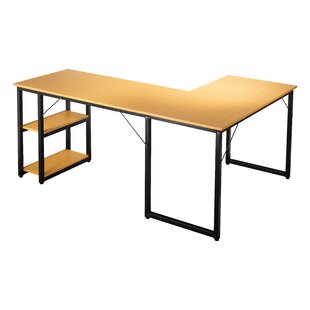 Gatun Office L-Shaped Writing Desk