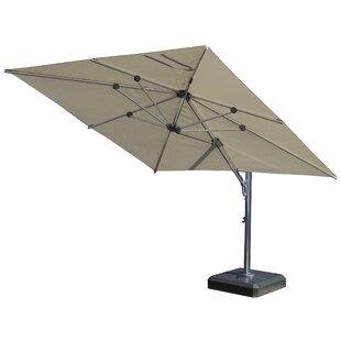 9' Square Cantilever Umbrella