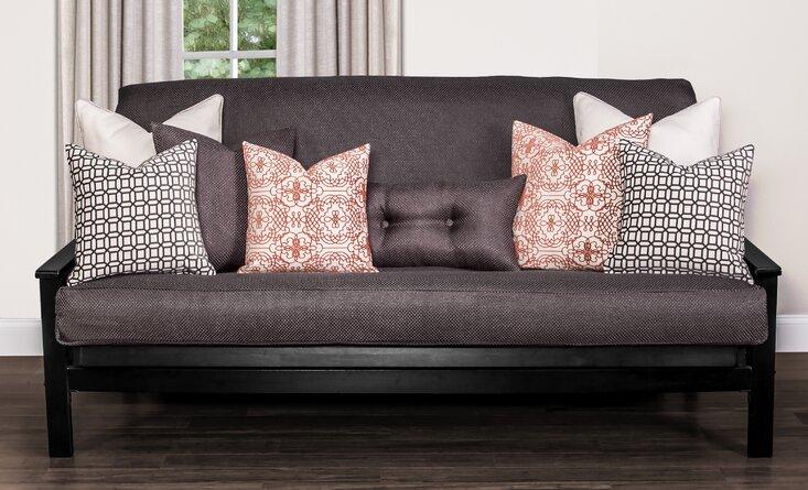 Housse pour futon à coussins carrés Applecrest