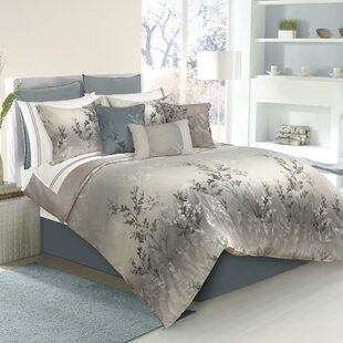 Trembley 7 Piece King Comforter Set
