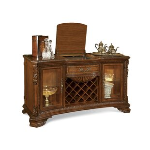 Brussels Wine and Cheese Sideboard by Astoria Grand