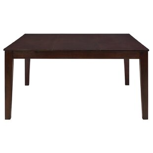 Square kitchen dining tables joss main roquefort dining table watchthetrailerfo