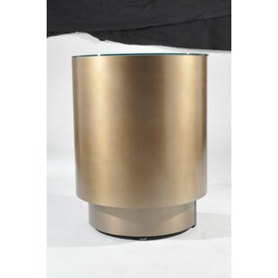 Gipe Infinity End Table by Latitude Run
