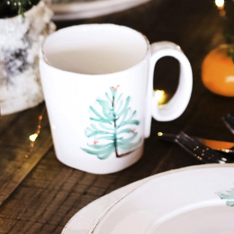 Lastra Holiday Coffee Mug