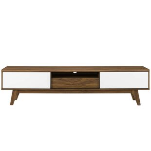 Compare prices Grabowski TV Stand for TVs up to 70 by George Oliver Reviews (2019) & Buyer's Guide