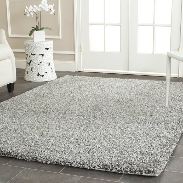 light rug shag area brown rona l polyester en x