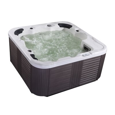 Whirlpool Baths Jacuzzi Baths Amp Spa Baths You Ll Love