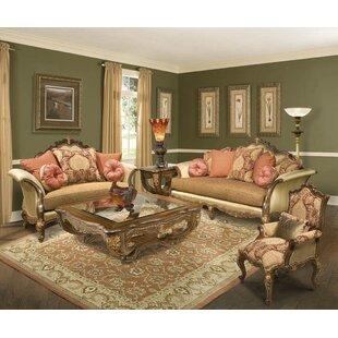 Regalia Configurable Living Room Set by Benetti's Italia