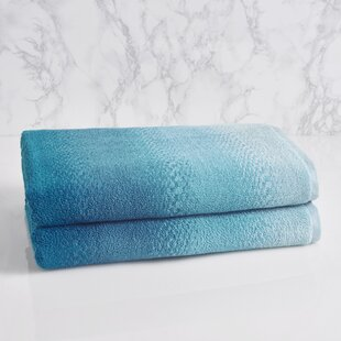 Allegra Ombre 100% Cotton Bath Towel