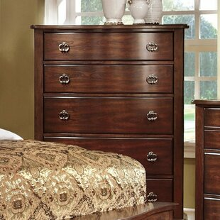 Rossman Storage 5 Drawer Chest