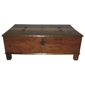 Lottie Box Trunk Coffee Table