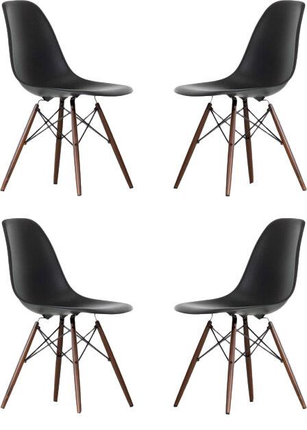 Langley Street Harrison Matte Solid Wood Dining Chair U0026 Reviews | Wayfair