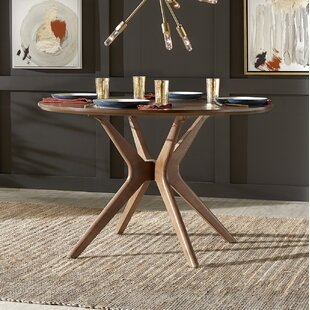 Modern Contemporary Cassius Trestle Dining Table Allmodern