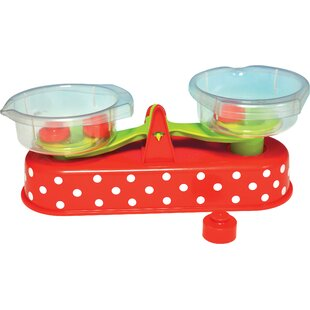 Purchase 7 Piece Balancing Scale and Weight Set By Gowi Toys Austria