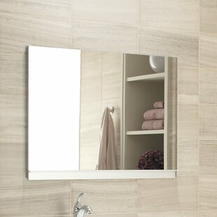 Uplift Series 36 x 27 Recessed or Surface Mount Medicine Cabinet By Robern