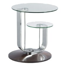 Pivot End Table by Hammary