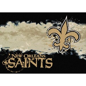 NFL Team Fade New Orleans Saints Novelty Rug  sc 1 st  Wayfair.com & New Orleans Saints Recliner | Wayfair islam-shia.org