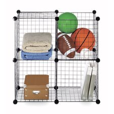 Storage Cubes 14.25 Shelving Unit by Whitmor, Inc