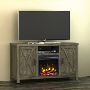 Dodson 53  Entertainment Centers With Fireplaces