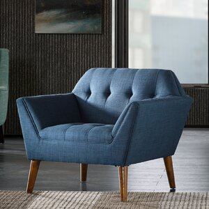Newport Lounge Chair by INK+IVY