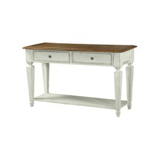 Topsfield Rectangular Console Table by Beachcrest Home