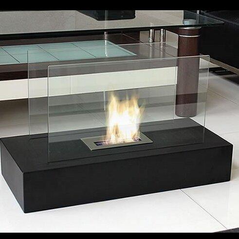 Nu Flame Fiamme Freestanding Bio Ethanol Indoor Fireplace Reviews
