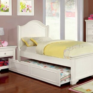 Sanger Low Panel Bed