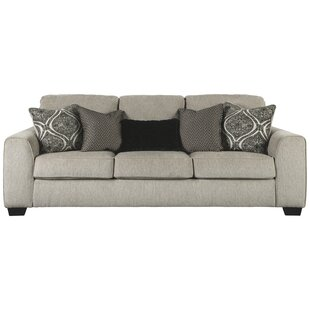 Lockhart Sofa Bed by Alcott Hill