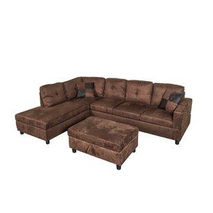 Eliseo Modular Sectional with Ottoman