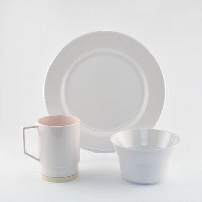 Galleyware  Company Melamine 18 Piece Dinnerware Set, Service for 6