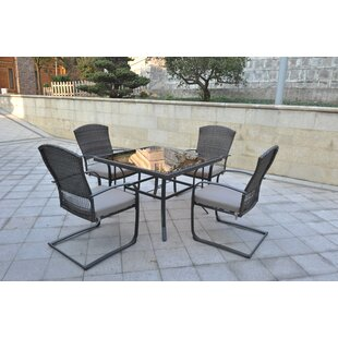 Ginsburg 5 Piece with Cushions
