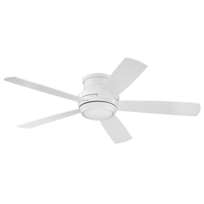 52 Cedarton Hugger 5 Blade Ceiling Fan With Remote