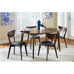 Wycoff Extendable 5 Piece Dining Set George Oliver