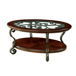 Halpern Coffee Table by Fleur De Lis Living